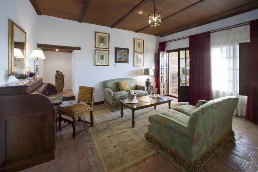 Interior Parador de Plasencia, Extremadura
