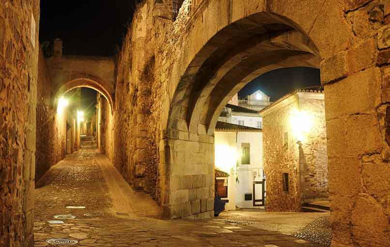Arcos, Cáceres, Extremadura