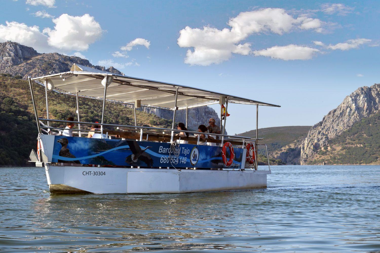 Barcos por Extremadura