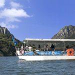 Ruta en barco por el río Tajo
